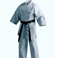 Adidas Karate WKF Elite Gi - 100% Cotton