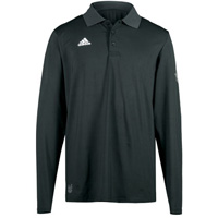 Adidas Long Sleeve Polo