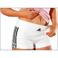 Adidas Ladies Heavy Polycotton Shorts