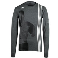Adidas Long Sleeves Boxing T-Shirt
