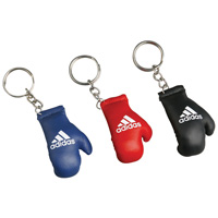 Adidas Mini Boxing Gloves Key Chain