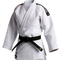 Adidas Slim Fit Judo Champion Gi - 100% Cotton