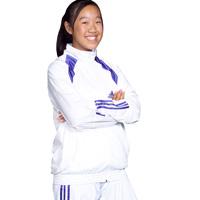 Adidas White Tracksuit