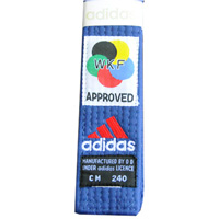 Adidas WKF Elite Belts