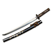 Bamboo Samurai Sword - Short (28 in.)