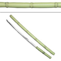Bamboo Stick Sword