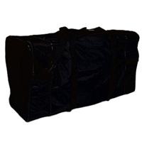 Solid Black Tournament Bag