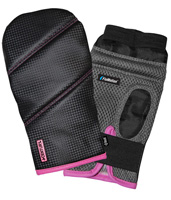 Century Classic Bag Glove - Women's - Black/Pink