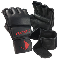 Century Men's Leather Wrap Gloves