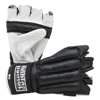 Fighter Fingerless Bag Gloves