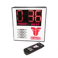 Fighter L.E.D Display Timer