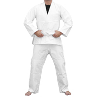 Fighter Single Weave Brazilian Jiu Jitsu Uniform - Basic