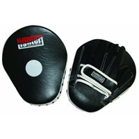 Fighter Leather Focus Mitts