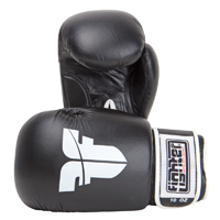 Fighter Boxing Gloves - Black