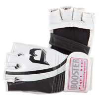 Booster MMA Leather Gloves