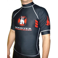 Booster Rash Guard Short Sleeves