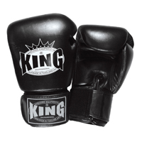 King Combo Target/Boxing Gloves