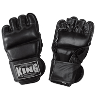 King Professional MMA Gloves