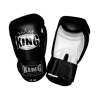 King Professional Boxing Gloves - Velcro - 2-Colors
