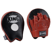 King Professional Curved Focus Mitts