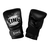 King Training Bag Gloves - Velcro
