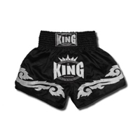 King Thai Trunks - KTBS 4 black