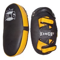 King Curved Thai Pad