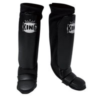 King MMA Shin Instep Guards