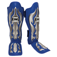 King Professional Shin Instep Guards