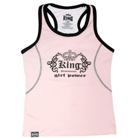 King Lady Top - Sport Bra