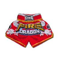 King Thai Trunks - Fire Dragon
