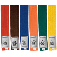 Top Ten Hayashi Belt