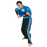 Top Ten Super Fighter Collection Team Uniform