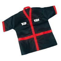 Top Ten Corner Jacket - Black