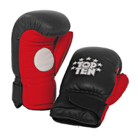 Top Ten Coach Spar Mitts