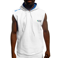 Top Ten ITF Sleeveless Hoody