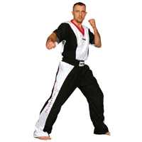 Top Ten Kickboxing Team Uniform