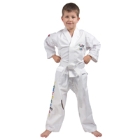 Top Ten Kids Dobok Uniform