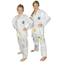 Top Ten ITF Kyong Student Uniform - Embroidered