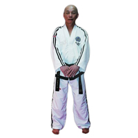 Top Ten ITF Master Instructor Uniform - Diamond