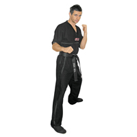 Top Ten Fight Uniform - Black