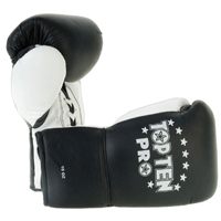 Top Ten Pro Boxing Gloves - Black