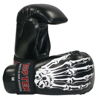 Top Ten Open Hand Gloves - Skeleton