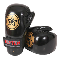 Top Ten Point Fighter Star Gloves