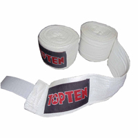 Top Ten Nonelastic Handwraps - White