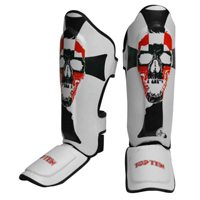 Top Ten Thai Shinguards - Skull