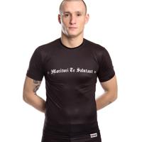 Top Ten MMA Rashguard - Morituri Te Salutant