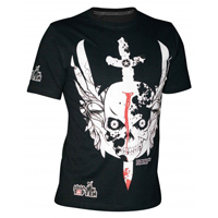 Top Ten MMA T-Shirt - Sword