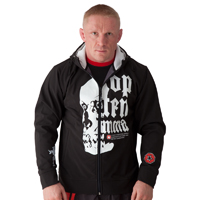 Top Ten MMA Softshell Hoody