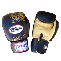 Twins Boxing Gloves - Dragon